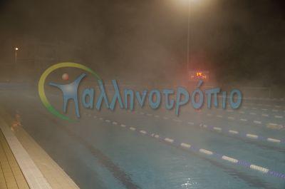Κολυμβητήριο Γέρακα: Ασφαλές ή εγκαταλελειμμένο;